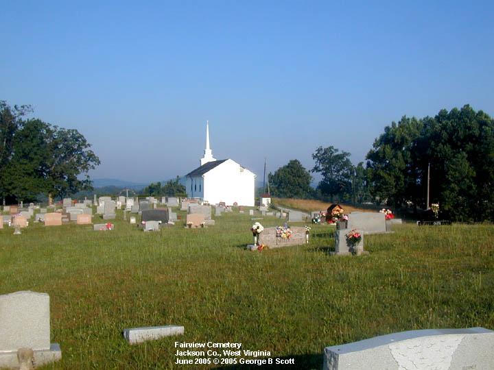 from Trenton fairview cemetery ft. gay wv